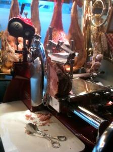 La machine à jambon © Blandine Vié