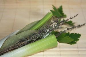 Le bouquet garni via cuisine-astuce.com