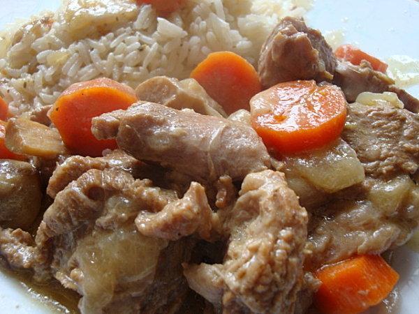 Blanquette de veau via paperblog.fr