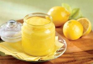 Crème au citron via coupdepouce.com