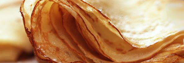 Crêpes via cuisineaz.com