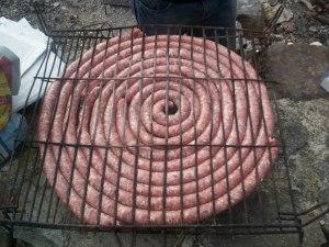 Escargot de saucisse via les-kakis-d-akiko.blogspot.com