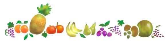 Frise fruits via virginiejmr.free.fr