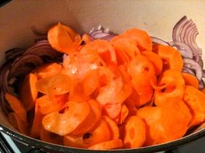 Spirales de carottes © Greta Garbure