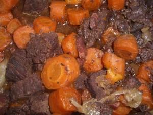 Bœufs-carottes via gourmandoune.canalblog.com