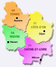 Bourgogne via ecti.org