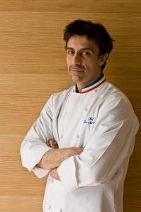 Le chef Felipe Da Assunçao