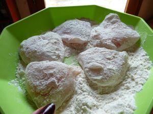 Rouler dans la farine via leromanculinaire.blogspot.com