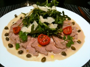 Vitello tonnato © Greta Garbure