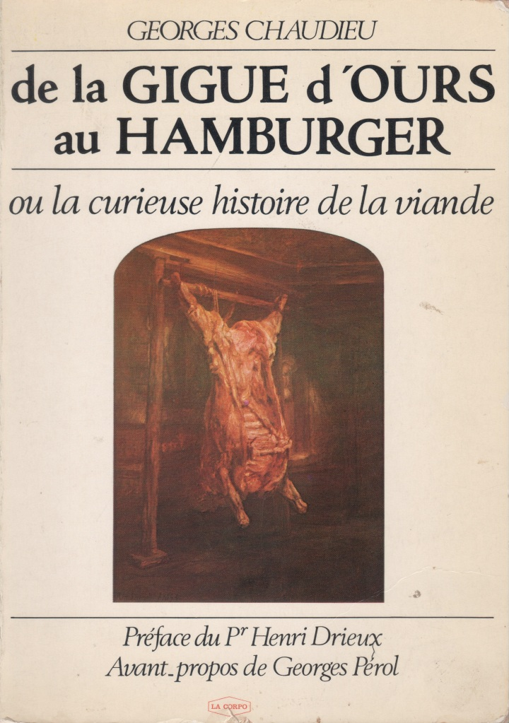 De la Gigue d'ours au hamburger
