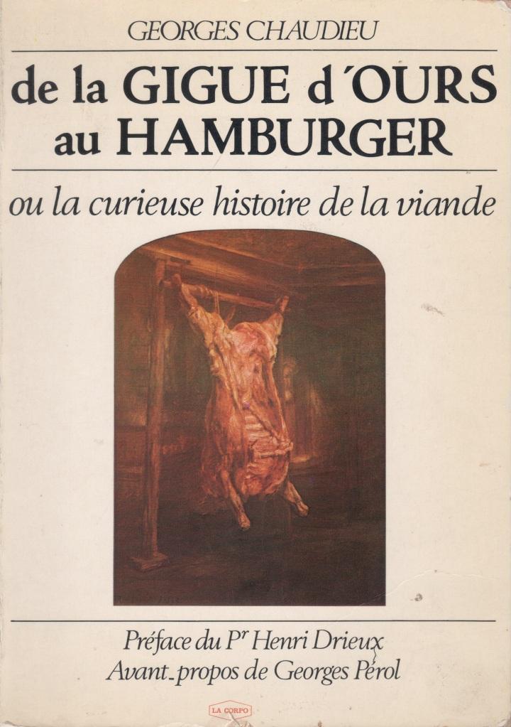 De la Gigue d'ours au hamburger
