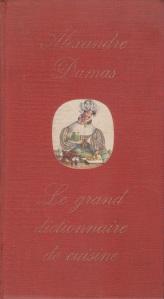 Le grand dictionnaire d'Alexandre Dumas