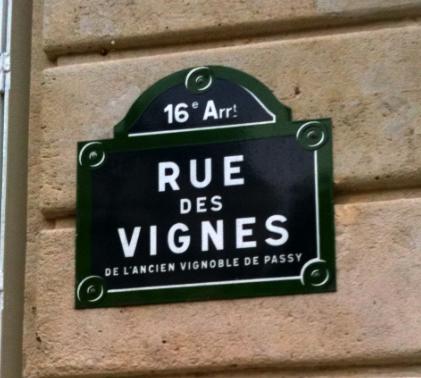 Rue des vignes © Greta Garbure