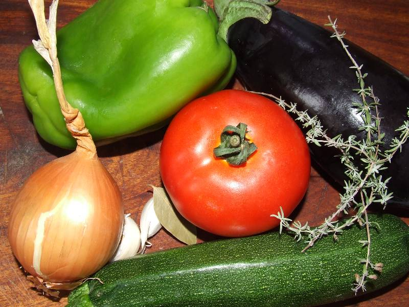 Légumes du soleil via leschampignons.fr