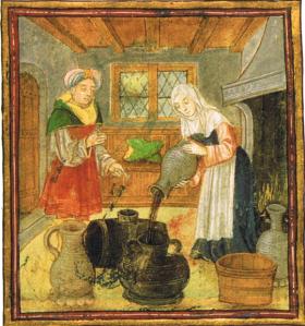 Les femmes et le vin via kirikino.biz
