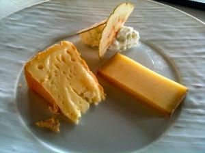 Les fromages © Greta Garbure