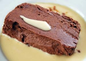Marquise au chocolat via chocolable