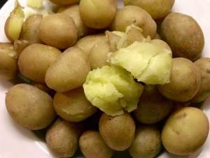 Pommes de terre en robe des champs via fr.wikipedia.org
