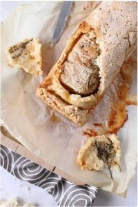 Rôti de porc en croûte de sel © chefnini.com