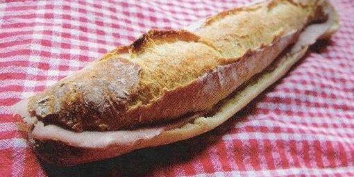 Sandwich jambon-beurre via midilibre.fr