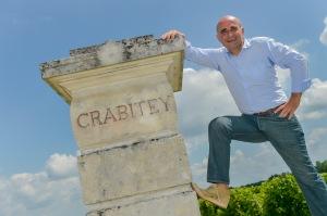 Arnaud de Butler du château Crabitey