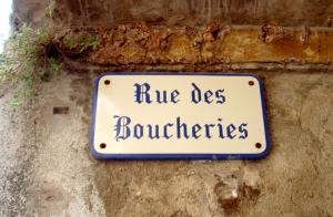 Rue des boucheries © Greta Garbure