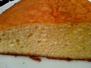 Une part de gâteau © Greta Garbute