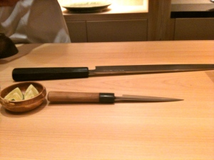 Des couteaux d'exception © Greta Garbure