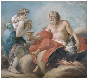 Le nectar versé aux dieux de l'Olympe via quizz.biz