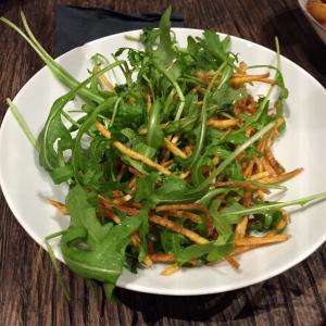 Petite salade © Greta Garbure