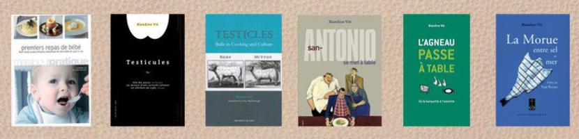 Quelques livres de Blandine © Greta Garbure