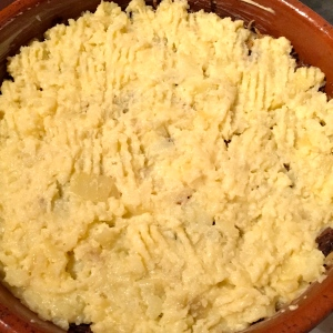 2ème couche de pommes de terre © Greta Garbure