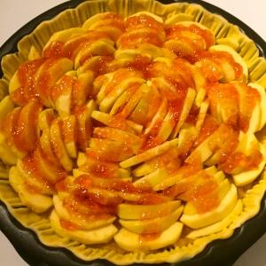 Abricoter une tarte © Greta Garbure