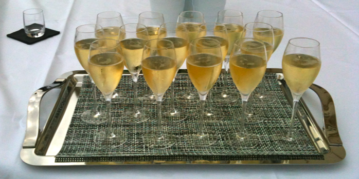Champagne © Greta Garbure