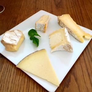 L'assiette de fromages © Greta Garbure