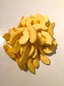 Pommes en lamelles © Greta Garbure