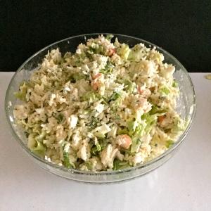Salade de riz © Greta Garbure