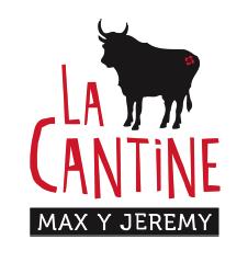 Logo La Cantine Max y Jeremy