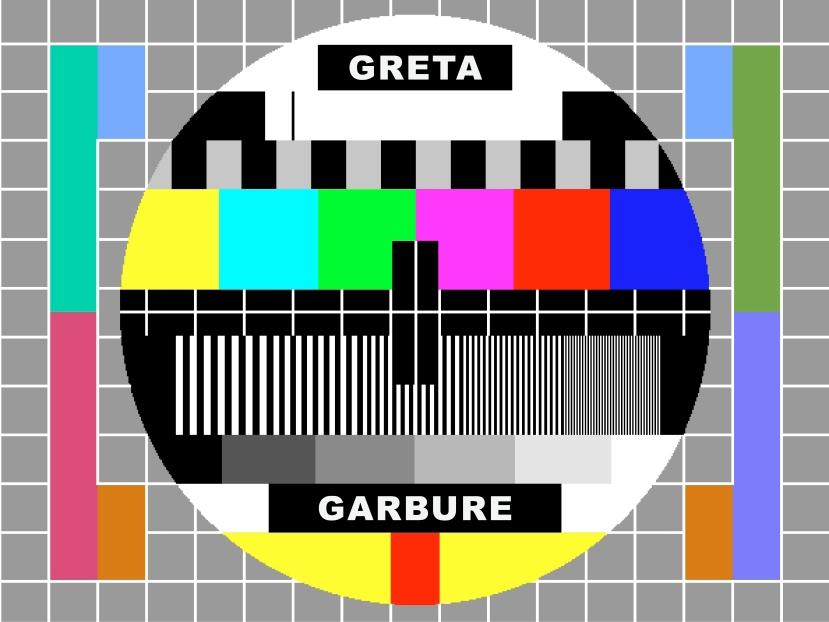 La mire de Greta Garbure © Greta Garbure