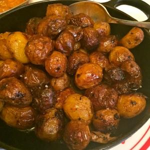 Pommes de terre grenailles © Greta Garbure