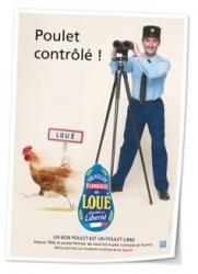 Poulet de Loué via lerepairedesmotards.com