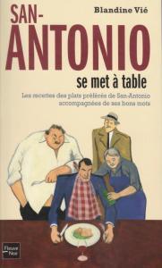 San-Antonio se met à table (Fleuve Noir)