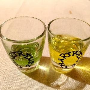 Chartreuse verte et chartreuse verte © Greta Garbure