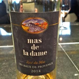 Rosé du Mas © Greta Garbure