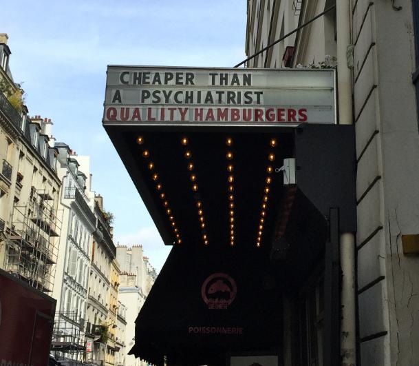 Rue du Faubourg Saint-Denis ! © Greta Garbure