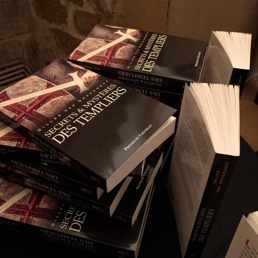 Le livre de Gilles Van Grasdorff © Greta Garbure