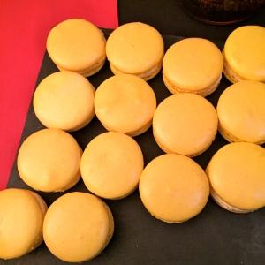 Macarons au citron © Greta Garbure