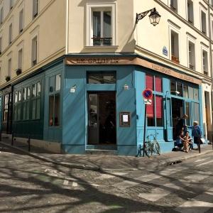 Restaurant Le Galopin © Greta Garbure