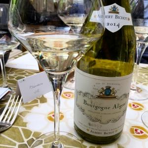 Bourgogne aligoté 2014 Albert Bichot © Greta Garbure