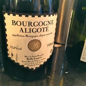 Bourgogne aligoté Bailly-Lapierre © Greta Garbure